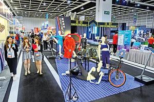 【圖片新聞】香港時裝節春夏系列開幕