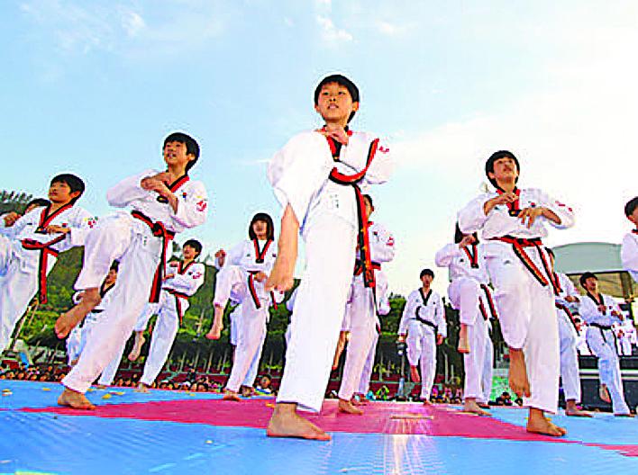 世界跆拳道文化博覽會