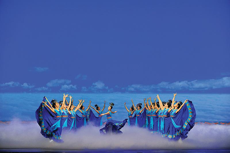 享譽世界的神韻藝術團第十次到台灣演出,目前已接連創下13場滿場記錄。(神韻提供)
