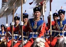 蒙古新總統就職 聲言減少對華依賴