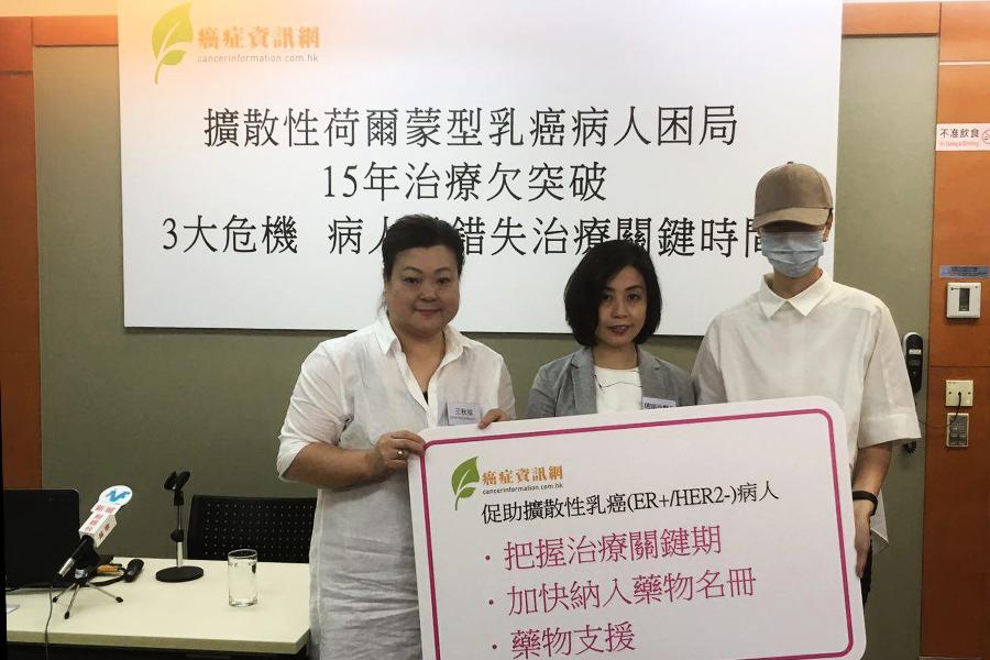 每日10女性確診乳癌 調查指患者認知不足