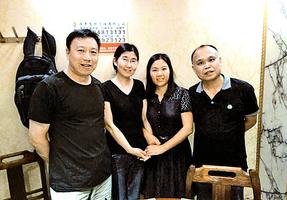 王宇律師獲釋後首度「露面」