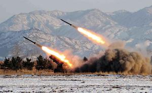 北韓導彈 不具重返大氣層能力