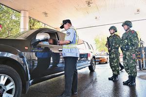 傳江兩子被控 京滬安保升級
