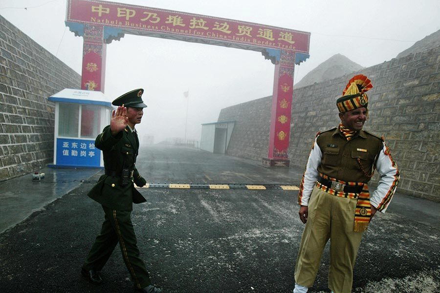 中方在洞朗擴路 逾千駐軍引發印軍高度警戒