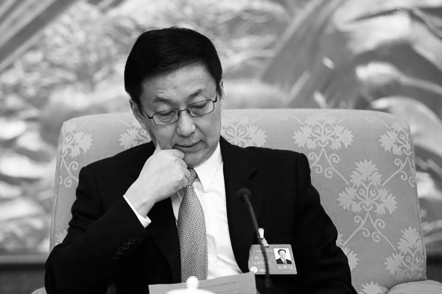 陳思敏:韓正「政績」涉多少上海灘陳年疑案