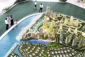 資本管制 令馬來西亞中國開發商項目遇挫