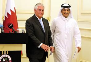 解波灣問題 美與卡塔爾簽反恐備忘錄