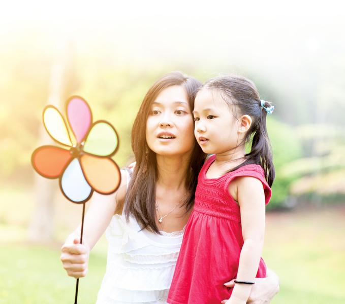 家庭中的生命教育 感恩與惜福