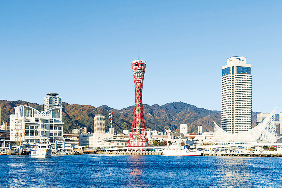 歷史悠久的神戶港口。(PIXTA)