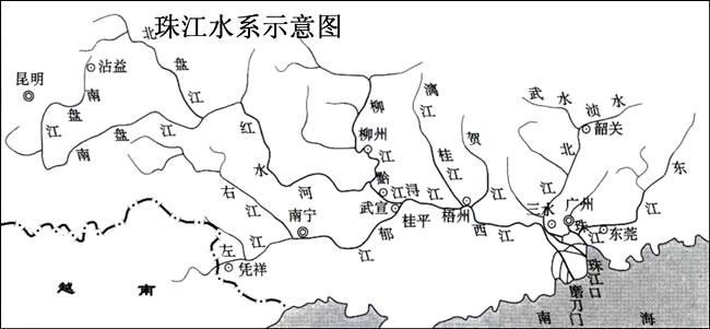 廣西7月12日9時繼續發佈洪水藍色預警,西江中下游幹流武宣至梧州河段水位將繼續上漲1-3米,西江將出現2017年第2號洪水。(網絡圖片)