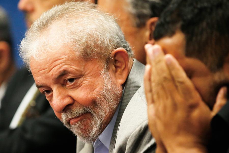 巴西前總統盧拉貪腐罪成 獲刑9年半