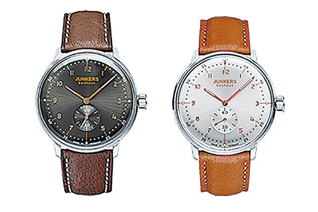 Junkers包豪斯腕錶(型號:6030)。