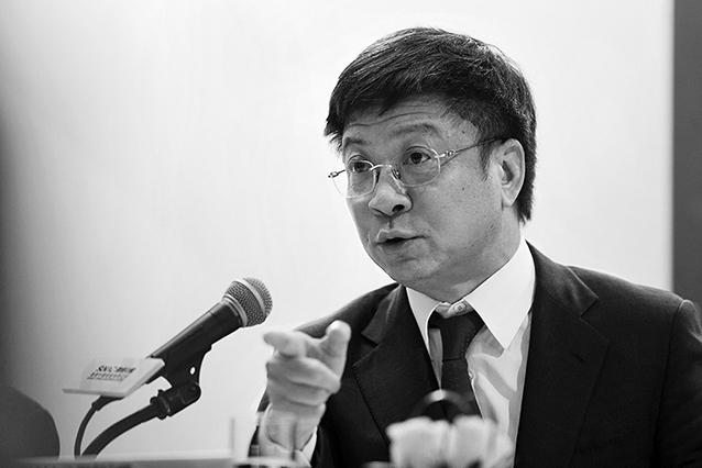 融創中國董事會主席孫宏斌成為業界「收購王」。孫宏斌最新的一宗大買賣是從王健林的萬達手中購入6百多億元資產。(大紀元資料室)