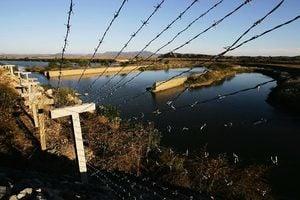百姓缺電 金正恩卻在中朝邊境安裝高壓電網
