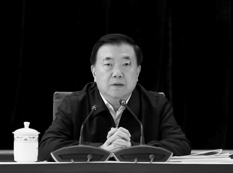 落馬的前甘肅省委書記王三運被雙開。(網絡圖片)