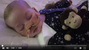 美醫生將赴英 搶救曾受特朗普關注的絕症寶寶