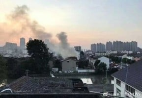江蘇常熟群租房發生火災 22名年輕男女喪生