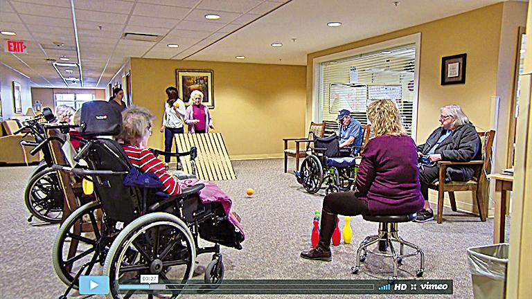 安邦保險集團最近收購了加拿大的養老院連鎖集團——退休概念。(視頻截圖)