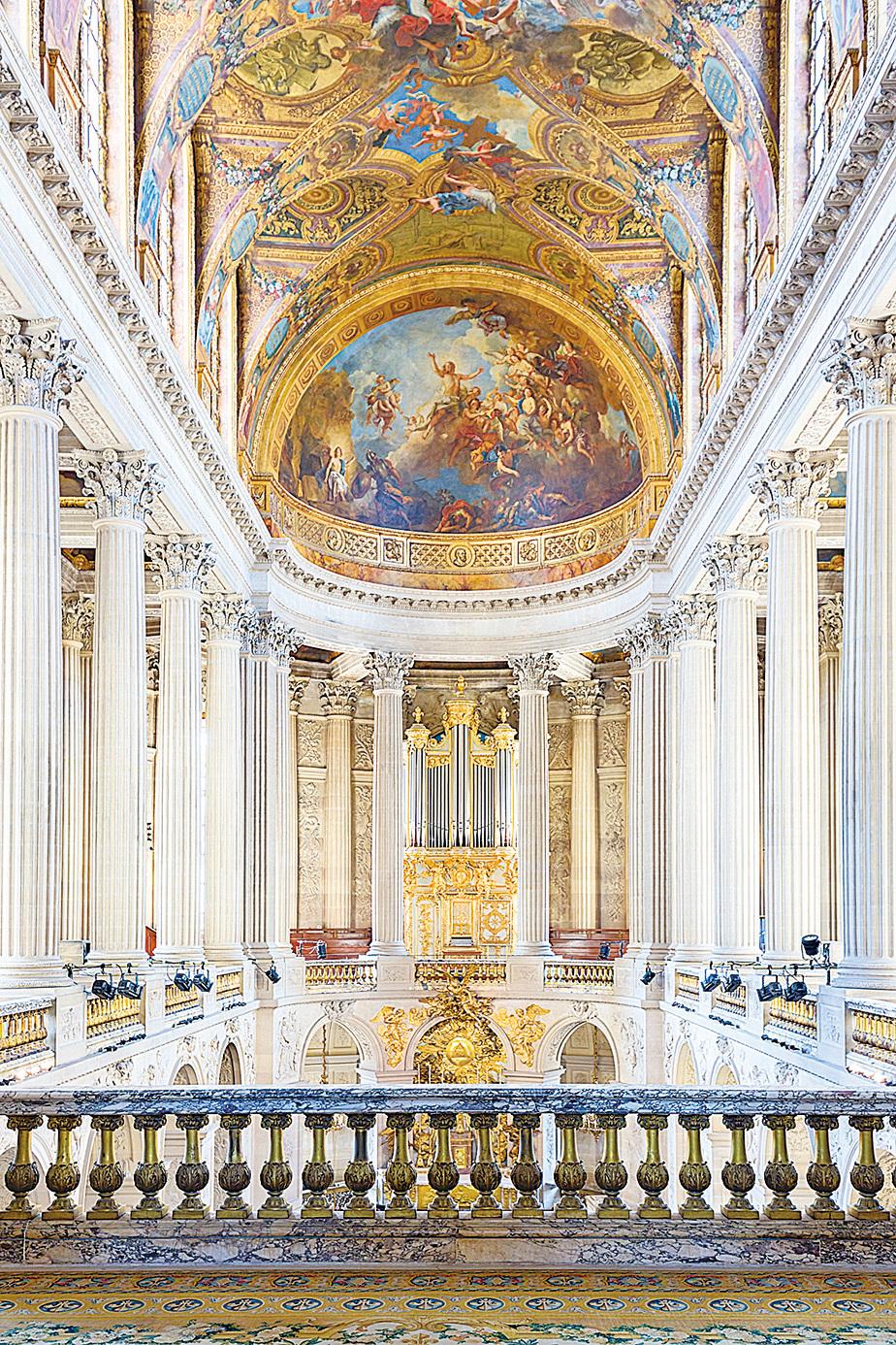 凡爾賽宮皇家禮拜堂。(Fotolia)