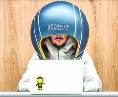特大號頭盔隔絕辦公室噪音