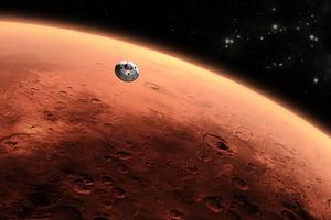 美登月太空人:人類在2040年之前可登陸火星
