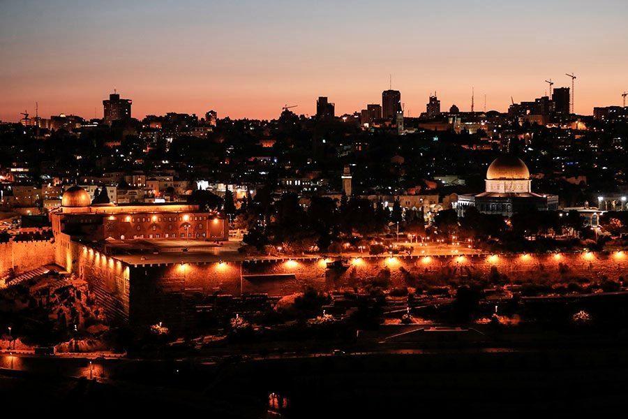 槍擊案後 以色列重開耶路撒冷聖殿山