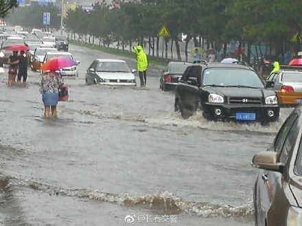 吉林再遭暴雨襲擊 北方多地高溫達42度