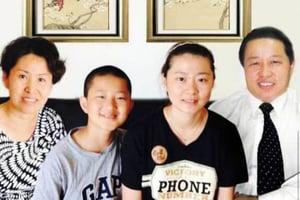三次為法輪功上書胡溫 三獲諾貝爾和平獎提名