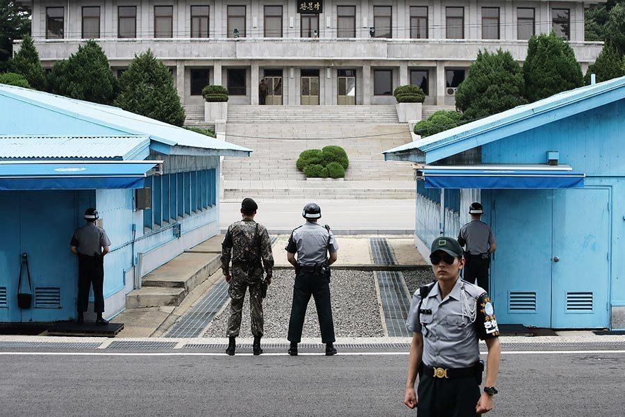 兩韓暗中較勁 今商討朝藝術團參加冬奧會