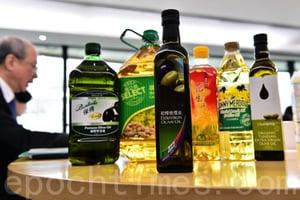 消委會:5食油塑化劑超標