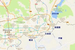 深圳水庫晚上九時排洪 新界北或現水浸