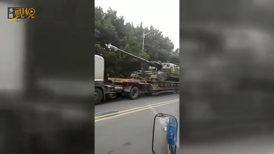 中印邊界持續緊張 軍媒曝川藏調動萬噸物資