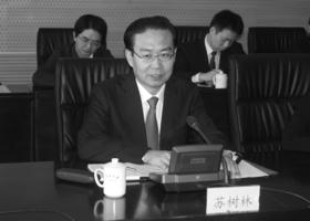 蘇樹林貪腐細節曝光 把國企當私人銀行