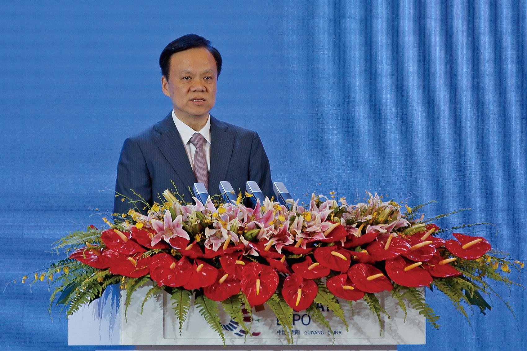 新任重慶市委書記 陳敏爾