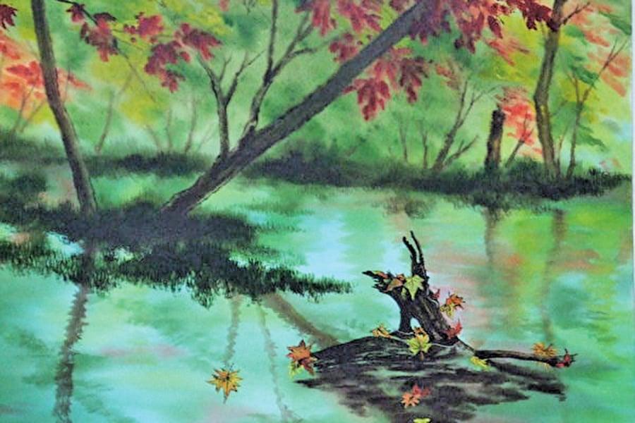 【名句中的人生】青山綠水 白草紅葉黃花