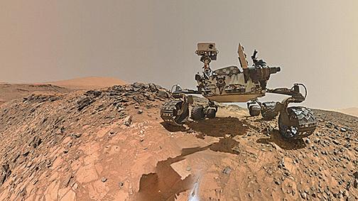 心碎新發現 火星表面恐無生命存在