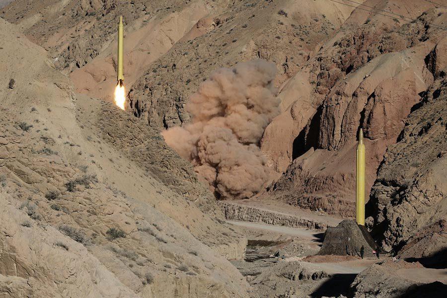 美制裁支持伊朗軍方的華人和中企