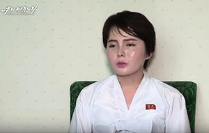 脫北女藝人在北韓宣傳片段出現 疑被綁架