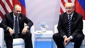 美情報助俄破獲炸彈恐襲 普京致電謝特朗普