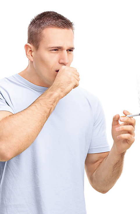 男人身上煙味 波及受孕前胎兒