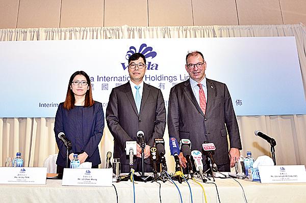 維達國際表示,下半年紙巾市場競爭仍激烈,但公司沒有計劃提升售價。(郭威利/大紀元)