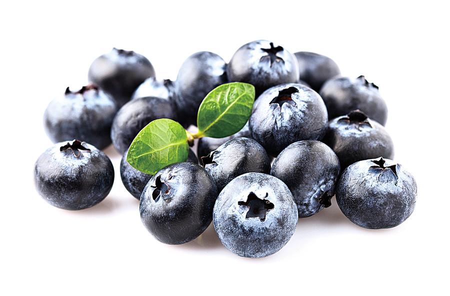 能量食物---藍莓