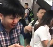 深圳地鐵有人喊「著火了」釀踩踏事件15傷