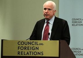 美資深聯邦參議員麥凱恩確診患腦癌
