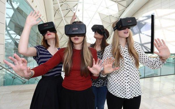 Oculus Rift的發售,標誌著VR發展進入商業化階段。(Getty Images)