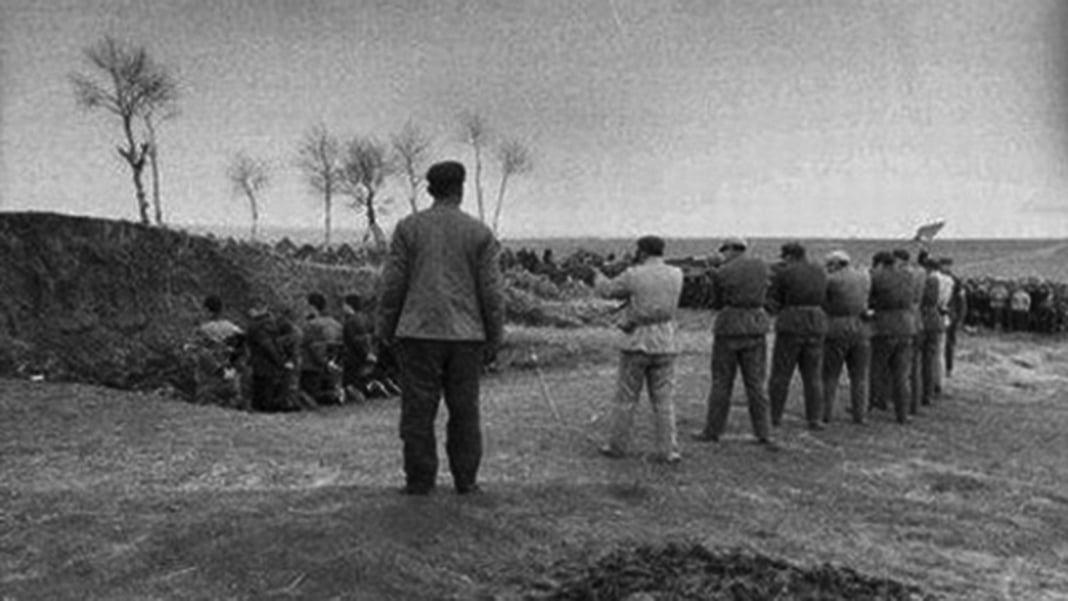 廣西賓陽大屠殺。(網絡圖片)