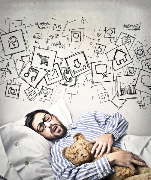 睡覺好像在演戲?可能是神經退化疾病的前兆