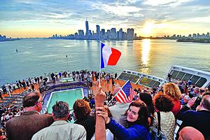 特朗普旅行禁令實施 赴美遊客反增旅遊開支亦漲