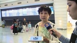 台法輪功學員遭港府無理遣返 律師團抗議